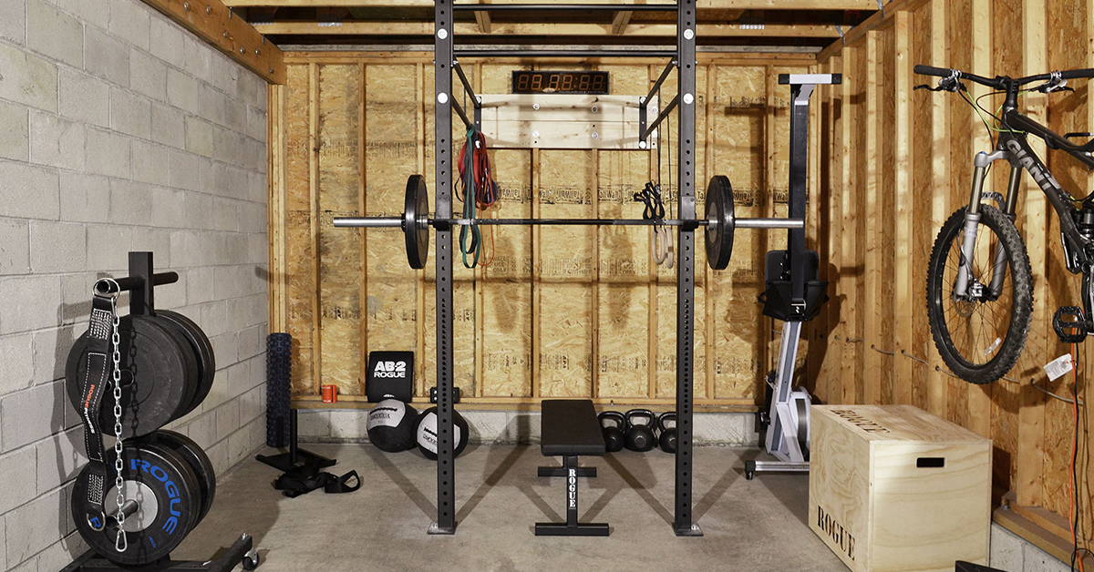 Mlw garage gym austraila rogue australia