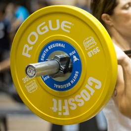Rogue Color Training Plates 2.0 - From 2018 Regionals