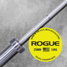 Rogue Women's Olympic Weightlifting Bar - Bright Zinc