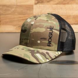 Rogue Multicam Snapback Hat