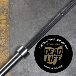Rogue Ohio Deadlift Bar