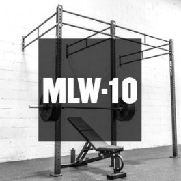 Rogue MLW-10 - 10' Monster Lite Wall Mount
