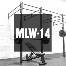 Rogue MLW-14 - 14' Monster Lite Wall Mount