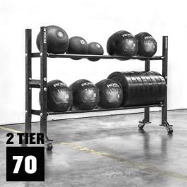 "2-Tier Mass Storage System - 70"""