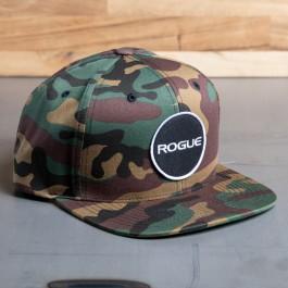 Rogue Snapback Hat - Flat Bill